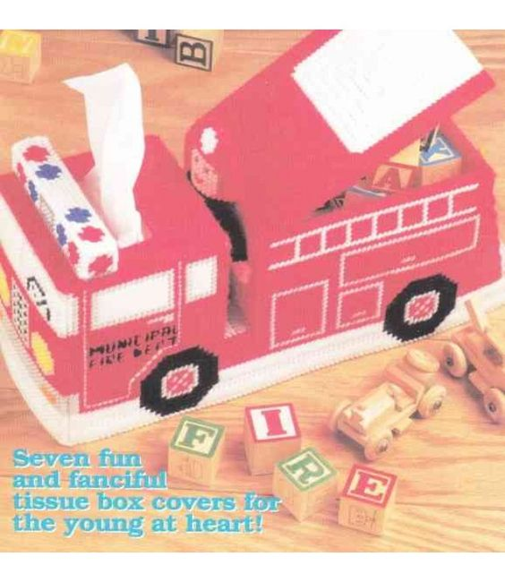 Pinterest the world s catalog of ideas for Tissue box cover craft
