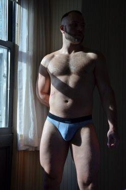 Bulge in briefs