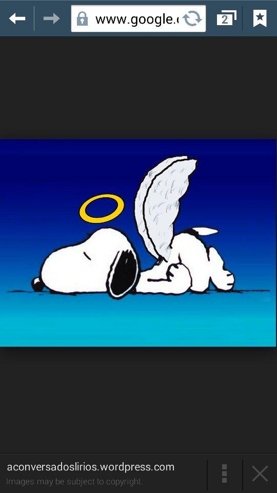 Snoopy Angel