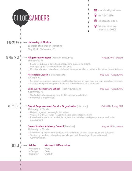 17 Best images about CV on Pinterest Cool resumes, Behance and - resume names