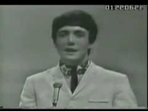 DAVE CLARK FIVE - BECAUSE. I love this song. By the way, the lead singer is Mike Smith, who is on the keyboards....the other guys are faking it.