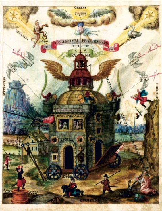 The Rosicrucian S.•.S.•.