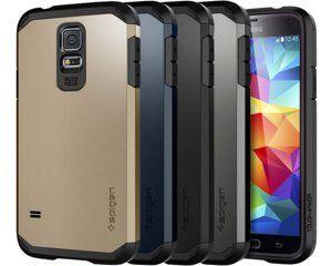 Spigen Samsung Galaxy S5 Case Tough Armor