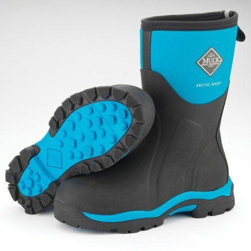 Amazon.com: Muck Womens Arctic Sport Mid Boot: Shoes | Boots (Rain