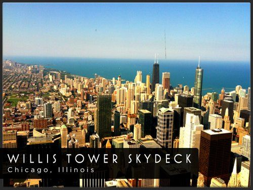 Chicago Travel photo of Willis Tower Skydeck - Attraction