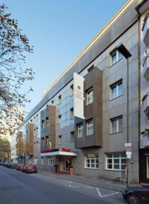 grand city hotel konigsallee (ex four points by sheraton central dusseldorf)