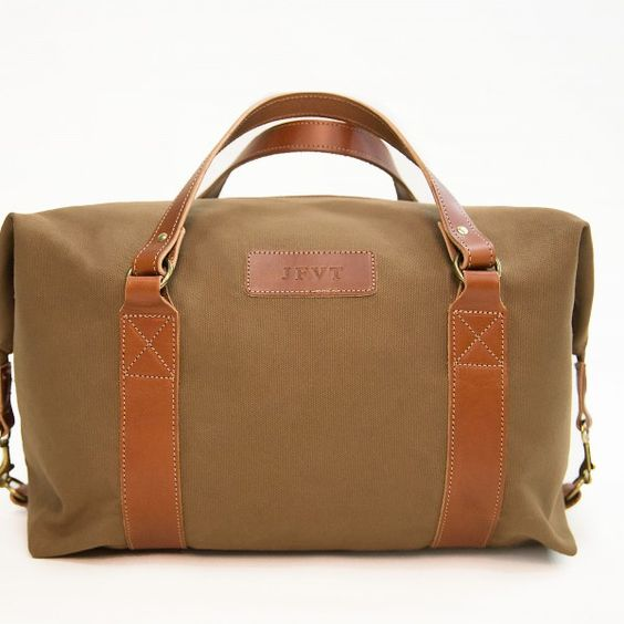 White Wing Catalina Duffel