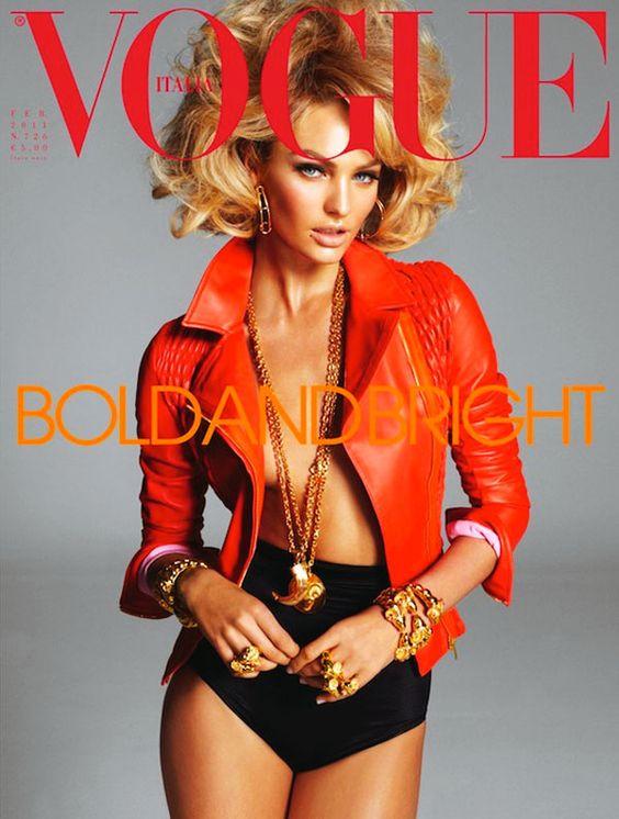 Vogue Italia | Candice Swanepoel