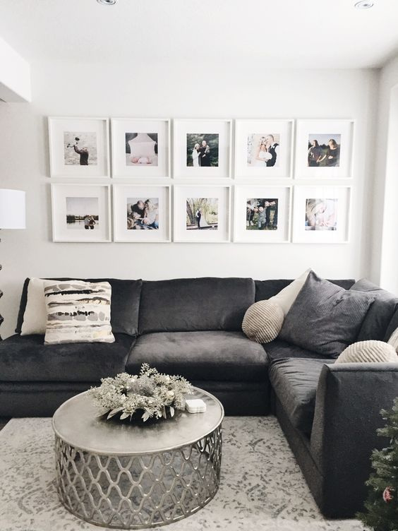 Where to buy gallery wall frames: IKEA, Amazon, Crate and Barrel, even Dollar Tree! | 320 * Sycamore