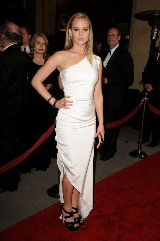Jennifer Lawrence's Fashion Timeline | January 2011