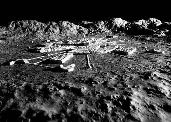 ¿Existen bases extraterrestres en la cara oculta de la Luna? 1b83f995ccd80225fe663fc9d75fc6c0