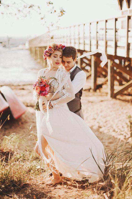 Cool Summer Camp #Wedding | Nessa K #Photography