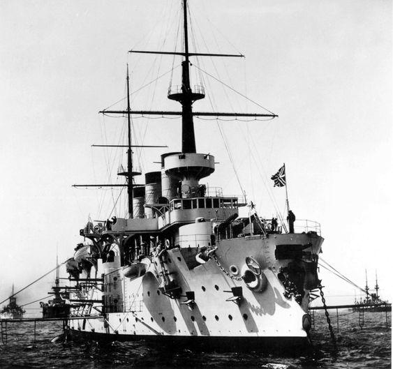 MaritimeQuest - Peresviet/Sagami