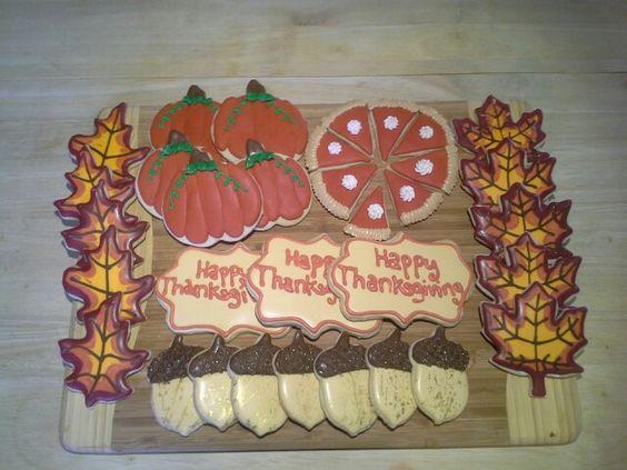 Fall Cookies!!
