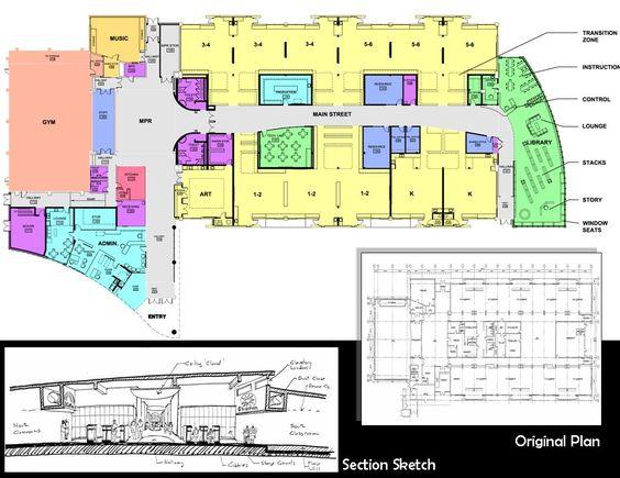 small elm floor plan education schools elementary schools and floor