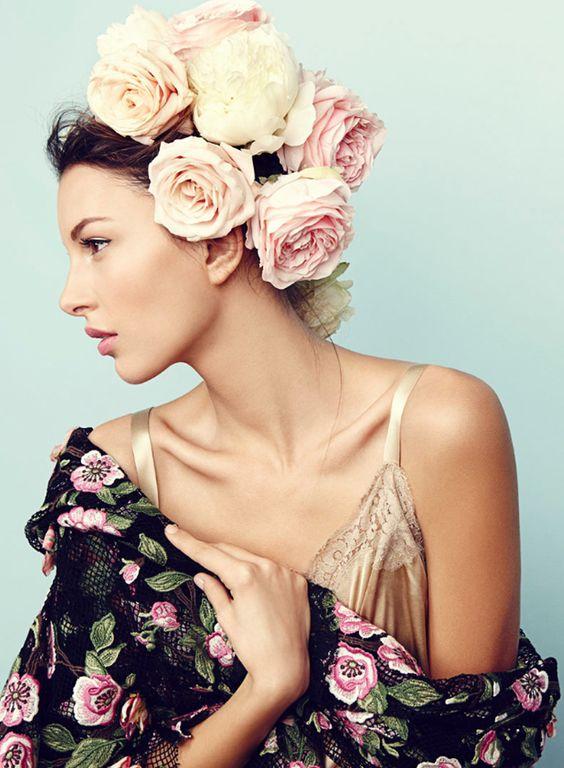 cinderellas-stilettos: Kate King by Adriano Russo for El Pais, 2014
