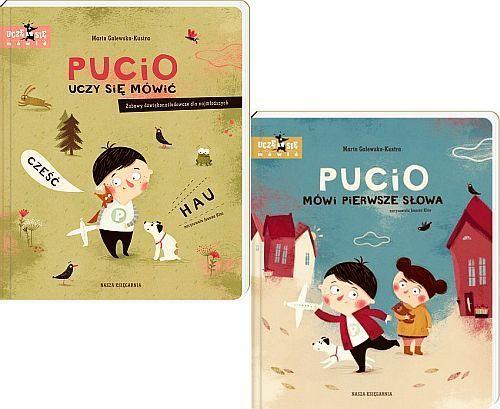Pucio Uczy Sie Mowic Mowi Pierwsze Slowa Pakiet 7083753689 Oficjalne Archiwum Allegro Book Cover Books Baseball Cards