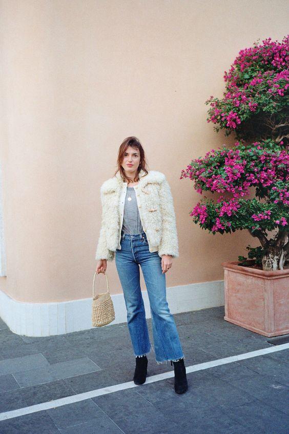 Jeanne Damas — Rome novembre 2017