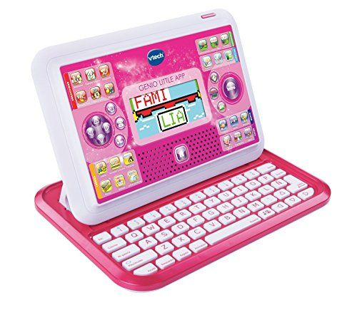 Vtech Little Appgenie Bildungs Tablet Für Kinder Pink 3480155557 Rosa Toy Toys And Games Tablet Lern Tablet Tablet Kaufen