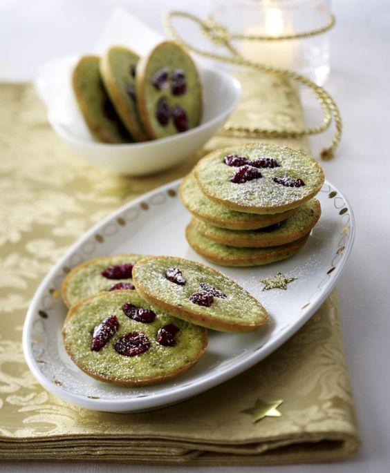 Unser beliebtes Rezept für Grüntee-Cookies und mehr als 55.000 weitere kostenlose Rezepte auf LECKER.de.
