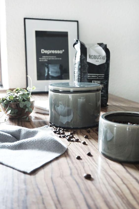 Küchen-Details und Koffeinpower   S T I L R E I C H   BLOG Dosen Broste Copenhagen