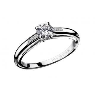 Bague, diamant solitaire Tu es le Sel N.2