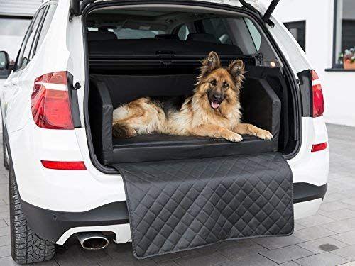 Copcopet Travel Bed 90x70cm Hunde Reisebett Aus Kunstleder
