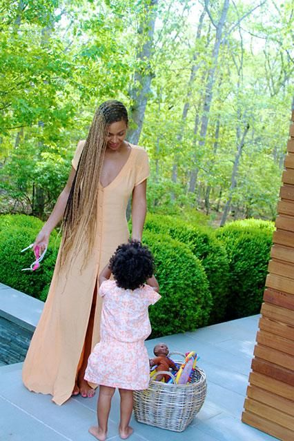 Happy Family The Carters Beyonce Blue Ivy Mother Daughter Black Love Bond