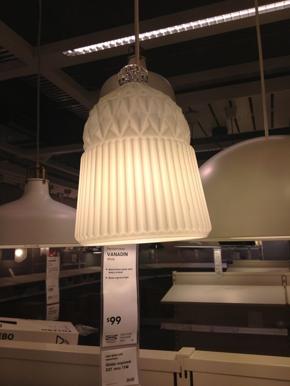 Lighting from ikea for the bathroom $99