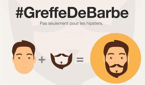 #GreffeDeBarbe #CliniqueCrillon #Barbe #Greffe #Esthétique #Chirurgie  http://www.cliniquecrillon.com/details-greffe+de+barbe+et+de+moustache-395.html
