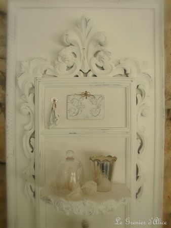 Shabby chic and shabby chic on pinterest - Decoratie de charme chic ...