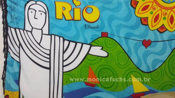 Canga Rio 2015 by Mônica Fuchshuber