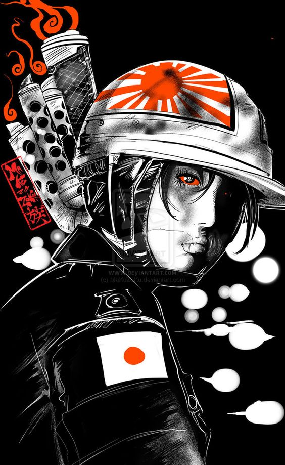 Bosozoku Ghost 17-03-2013 by MaKuZoKu on deviantART