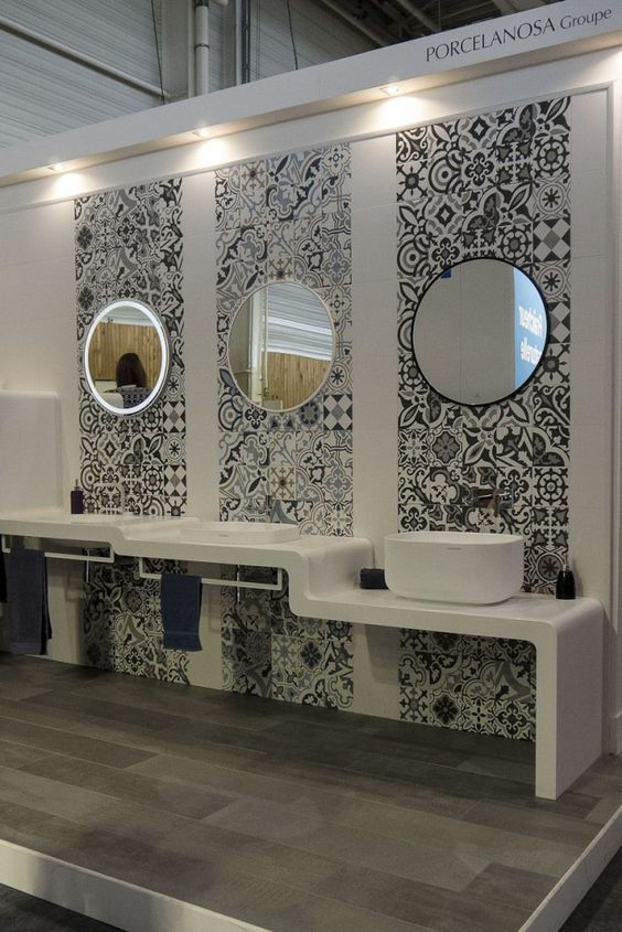 Deco, News and Tile on Pinterest