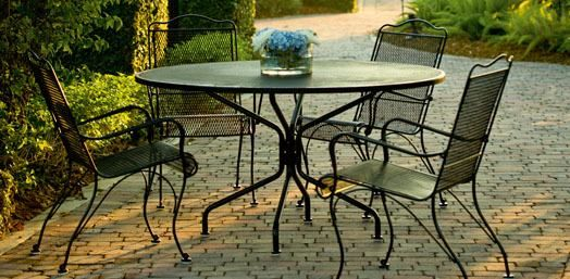Woodard Direct Patio Furniture Iron Patio Furniture Patio