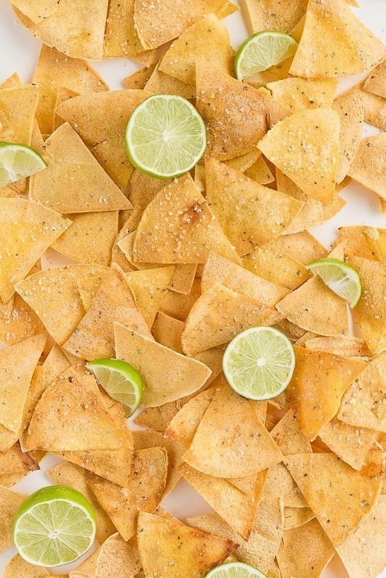 Chip Off the Old Block: Homemade Lime Chips and (Three) Salsa Recipes for Cinco de Mayo
