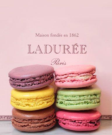 Ladurée | Sweets & Gourmandises