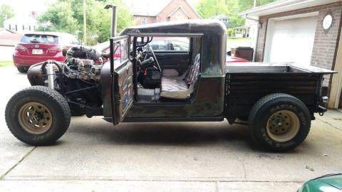 1978 Jeep Cj Turbo Rat Rod Hot Rod Roadster For Sale Jeep Cj Rat Rod Jeep