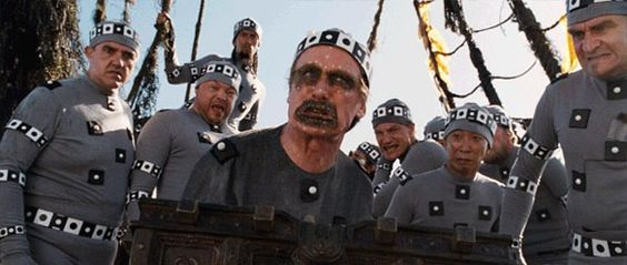 Top 30 des images de films sans effets spéciaux