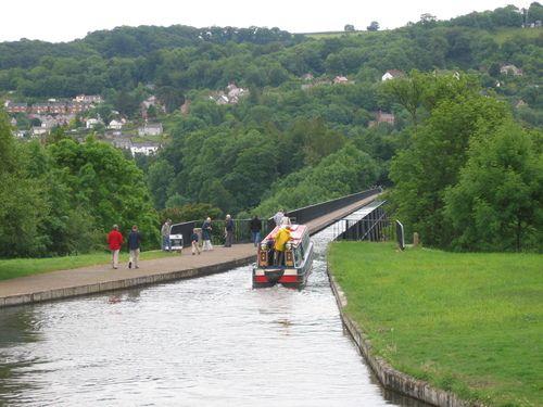 Llangollen Canal - Wales