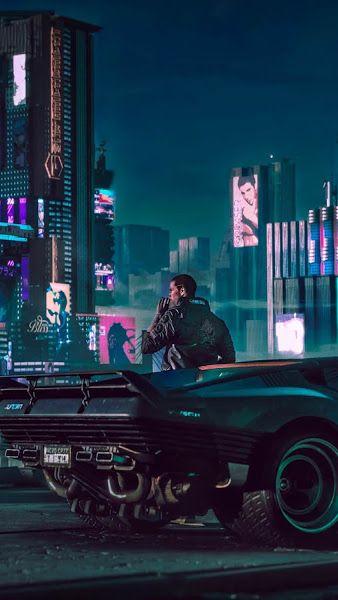 Cyberpunk 2077 City Night V Car 4k 3840x2160 Wallpaper Cyberpunk 2077 Cyberpunk Cyberpunk Aesthetic Cyberpunk 4k wallpaper for mobile
