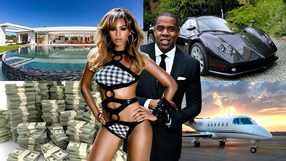 Beyoncé & Jay Z's Net Worth ★ Biography ★House ★ Cars ★ Income ★ Jet - 2016