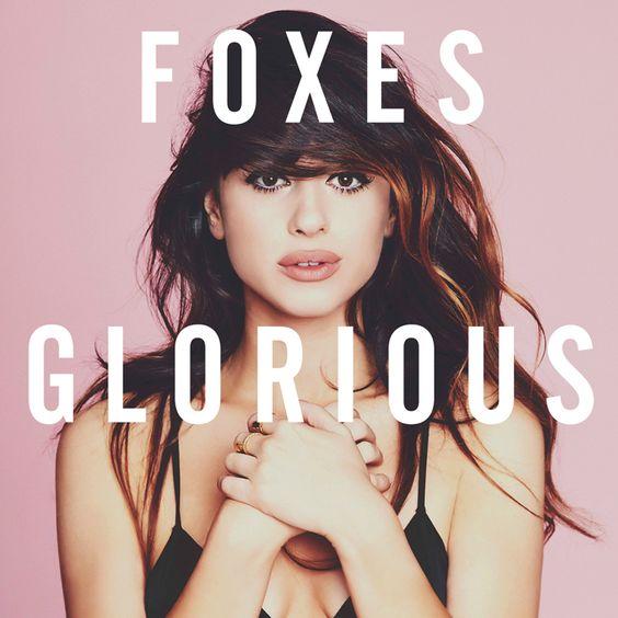 Foxes cover art by MOGOLLON NY