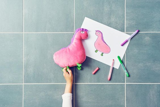 Ikea Lets Kids Design Its New Toys, And They're Delightful | Co.Design | business + design