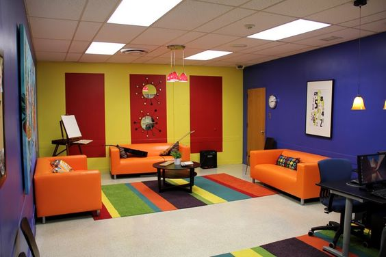 teen rec room