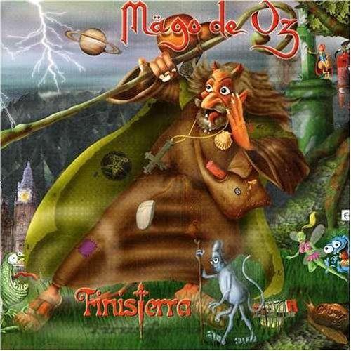 Mägo De Oz Finisterra Music Artwork Best Music Artists Artist