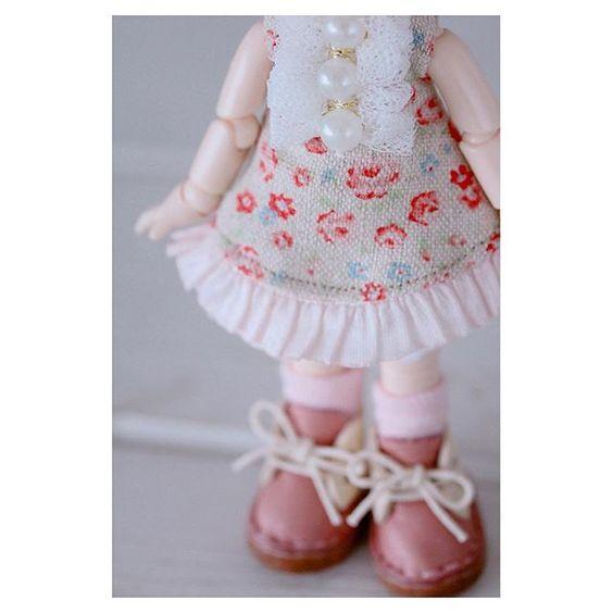 ♡♡♡ .. . #オビツ11 #dollsoutfit #ヤフオク 出品中