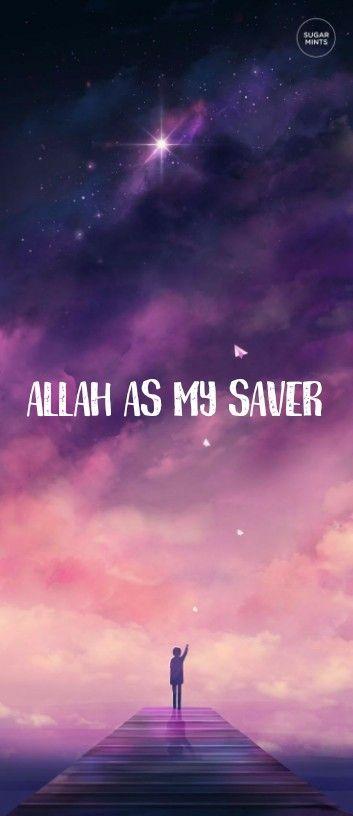 Love Allah Swt Seni Islamis Wallpaper Ponsel Seni Iphone lock screen islamic wallpaper