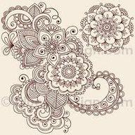 paisley tattoo - Google Search
