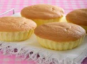 Sponge Cake Using Aquafaba